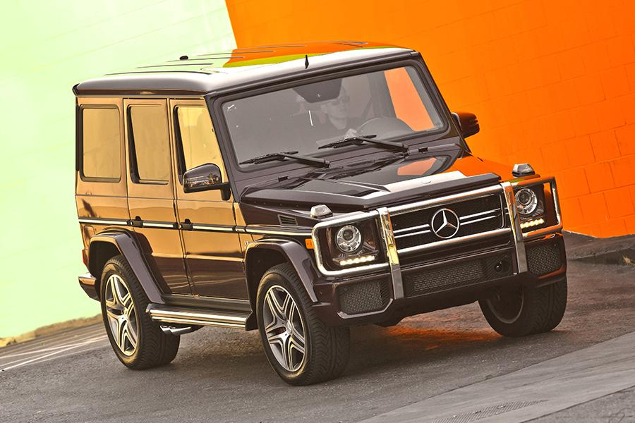 2014 Mercedes-Benz G-Class Photo 4 of 13
