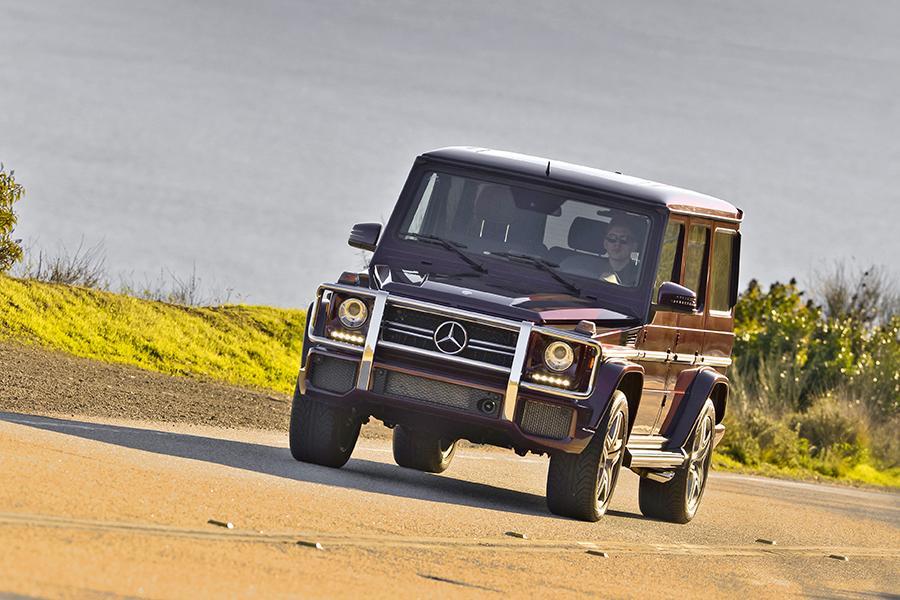 2014 Mercedes-Benz G-Class Photo 3 of 13