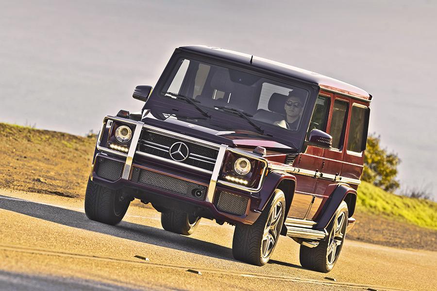2014 Mercedes-Benz G-Class Photo 6 of 13