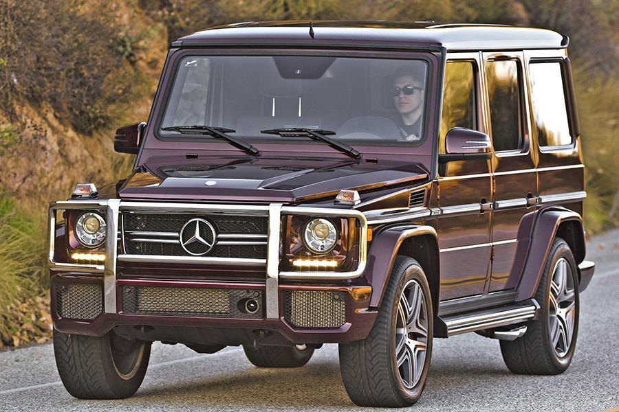 2014 Mercedes-Benz G-Class Photo 1 of 13