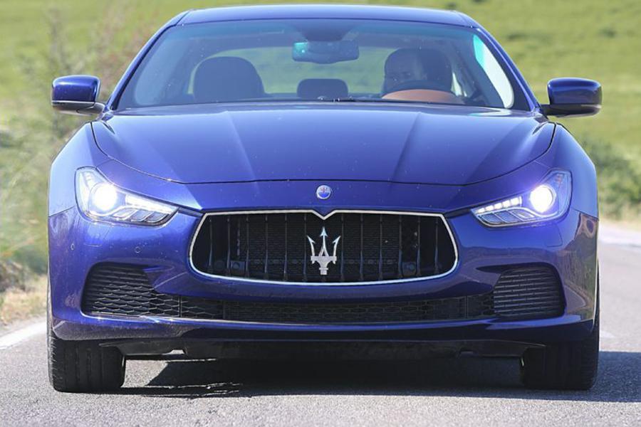 2014 Maserati Ghibli Photo 3 of 5