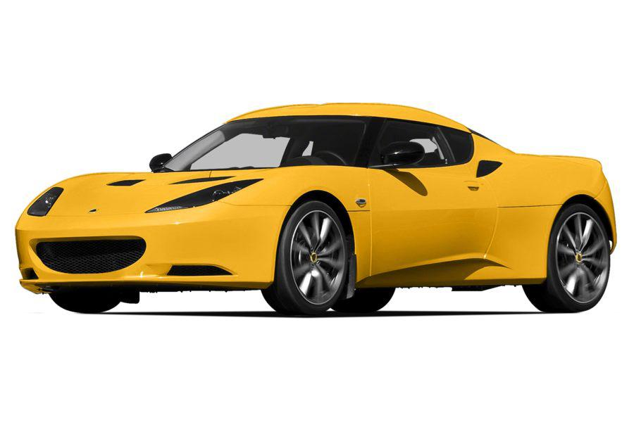 2014 Lotus Evora Photo 2 of 6