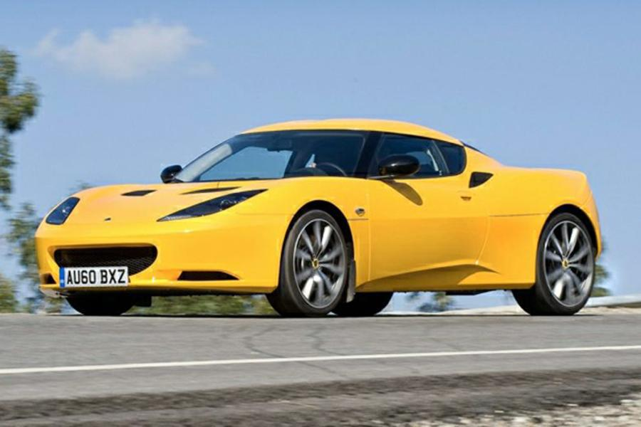 2014 Lotus Evora Photo 3 of 6