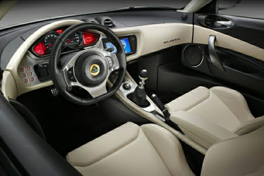 2014 Lotus Evora Photo 6 of 6
