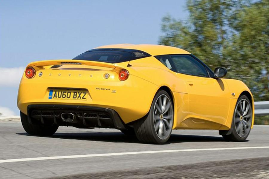 2014 Lotus Evora Photo 5 of 6