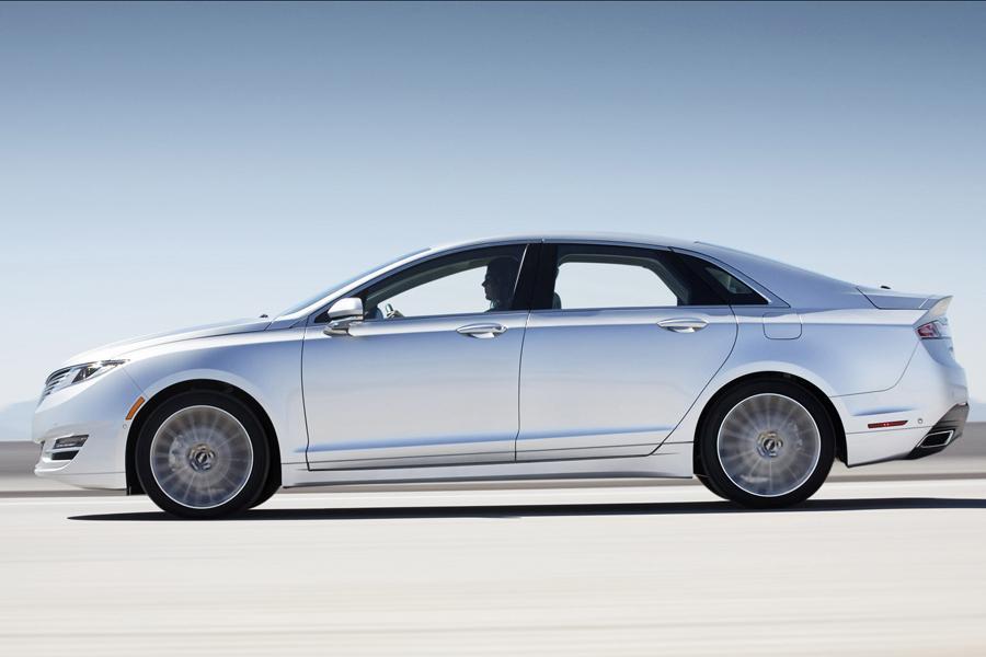 2014 Lincoln MKZ Hybrid Photo 3 of 16