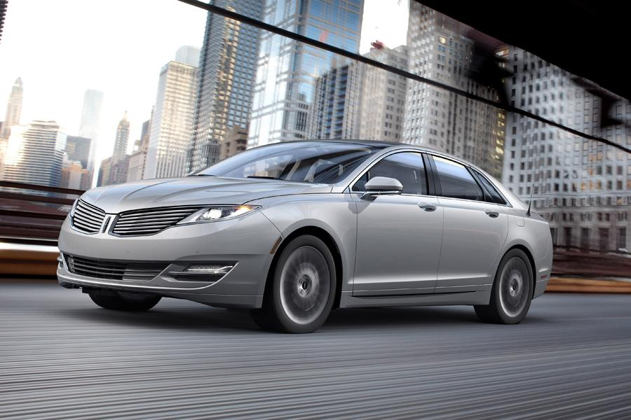 2014 Lincoln MKZ Hybrid Overview  Carscom