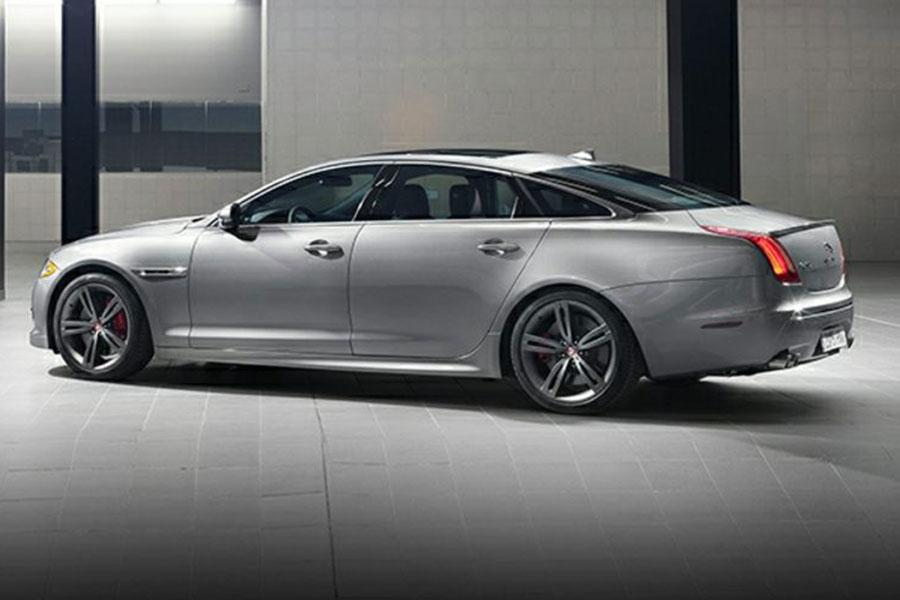 2014 Jaguar XJ Photo 2 of 15