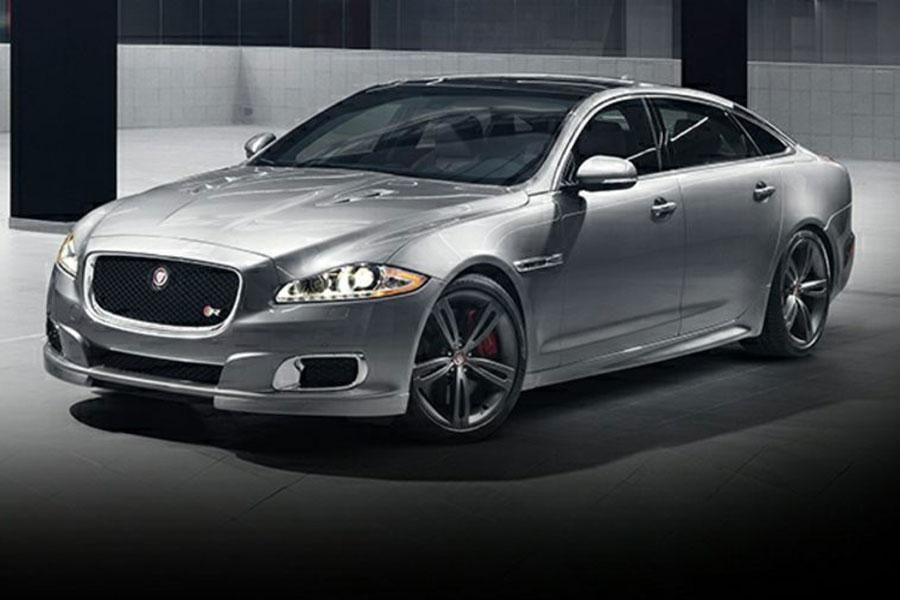 2014 Jaguar XJ Photo 1 of 15