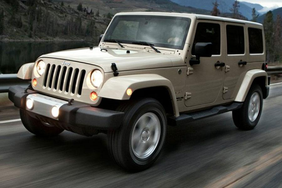 2014 Jeep Wrangler Unlimited Photo 1 of 18