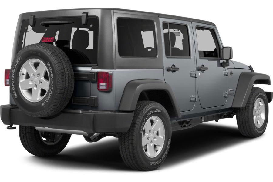 2014 Jeep Wrangler Unlimited Photo 4 of 18