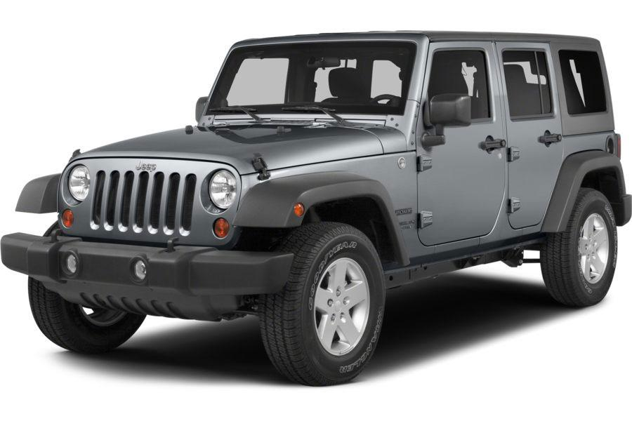 2014 Jeep Wrangler Unlimited Overview  Carscom
