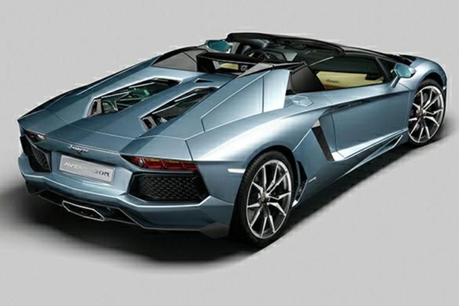 2014 Lamborghini Aventador Photo 4 of 6