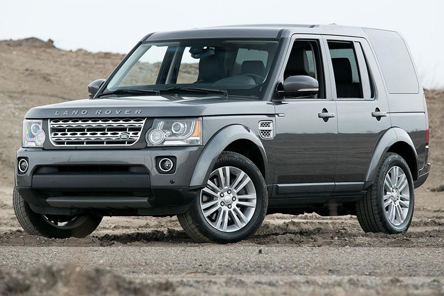 2014 Land Rover LR4 Photo 1 of 24