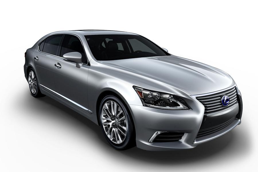 2014 Lexus LS 600h L Reviews, Specs and Prices | Cars.com