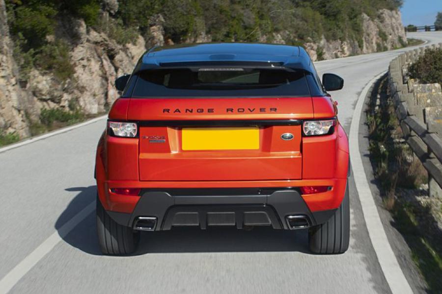 2014 Land Rover Range Rover Evoque Photo 3 of 15