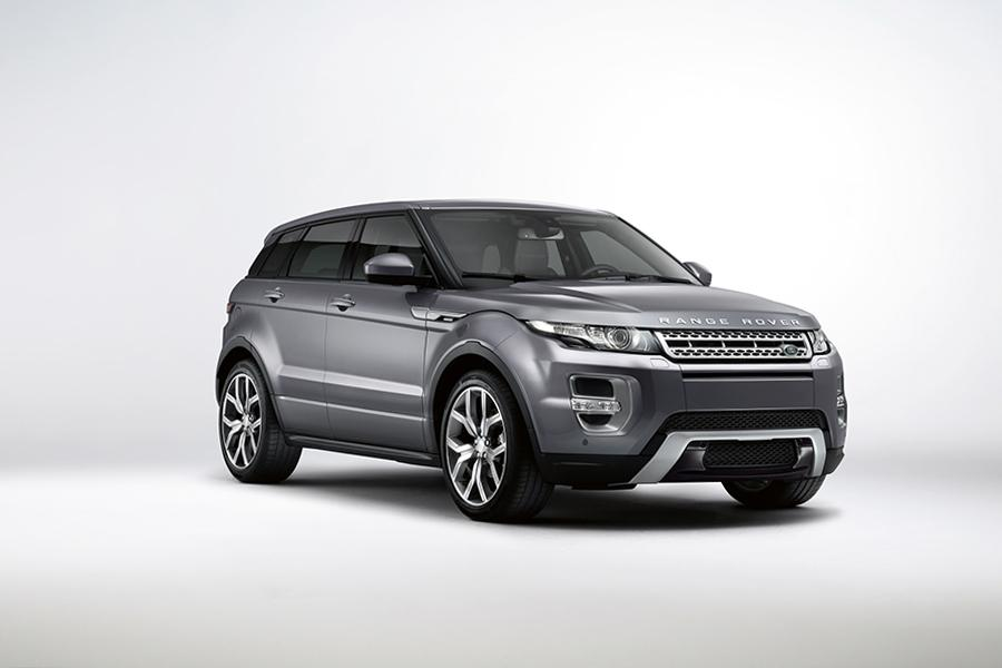 2014 land rover range rover evoque overview. Black Bedroom Furniture Sets. Home Design Ideas