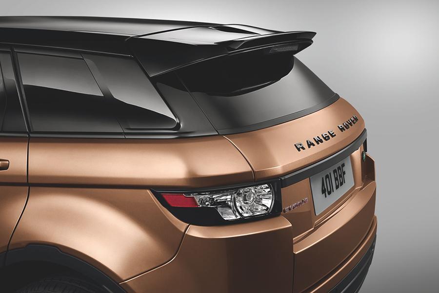 2014 Land Rover Range Rover Evoque Photo 4 of 15