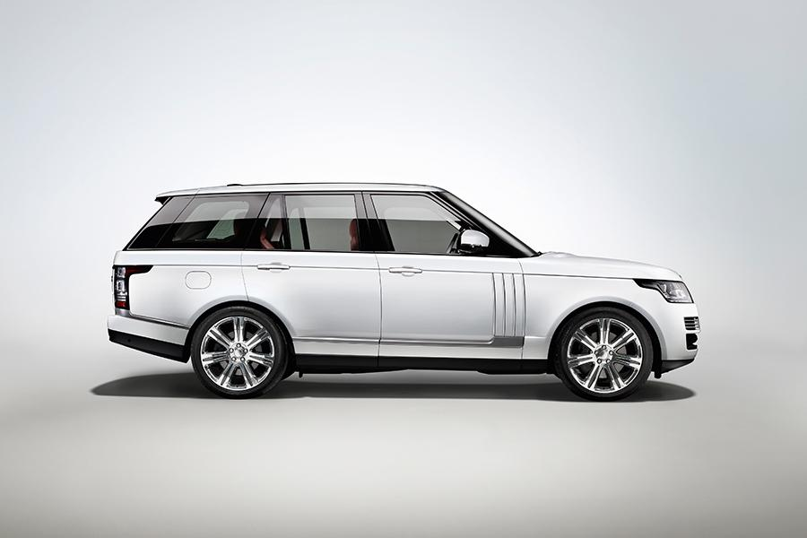 2014 Land Rover Range Rover Overview  Carscom