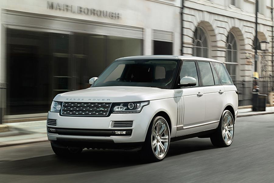 2014 land rover range rover overview. Black Bedroom Furniture Sets. Home Design Ideas