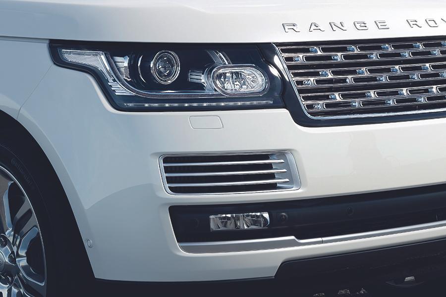 2014 Land Rover Range Rover Photo 4 of 10