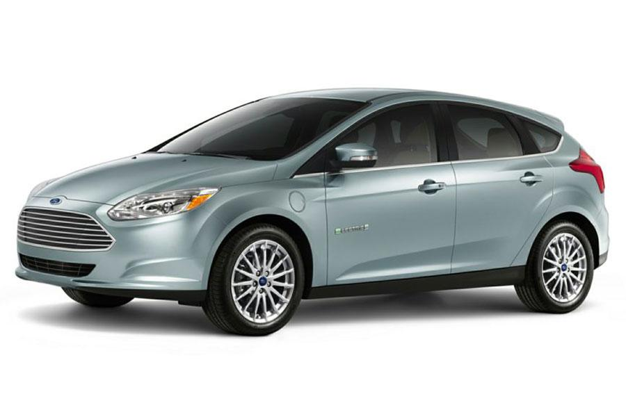 2014 Ford Focus Electric Photo 1 of 14