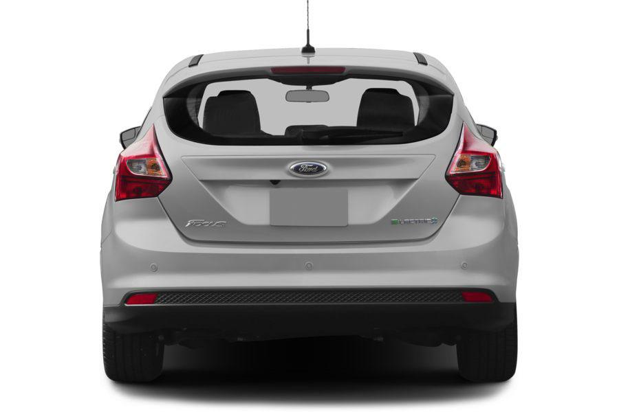 photos 14 photos of 2014 ford focus electric - Ford Focus 2014 Hatchback White