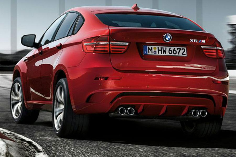 2014 Bmw X6 M Overview Cars Com
