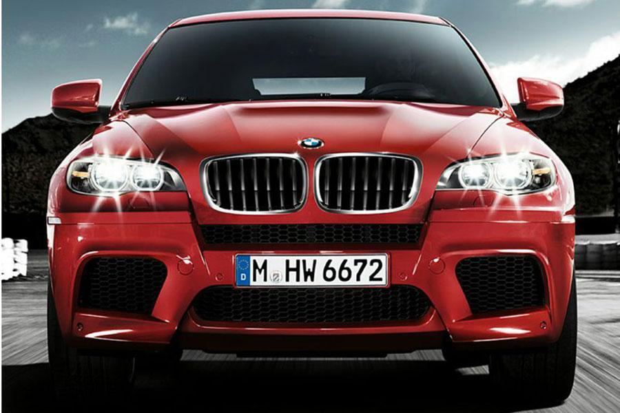 2014 Bmw X6 M Overview Cars Com