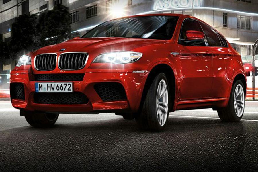 2014 BMW X6 M Photo 1 of 4