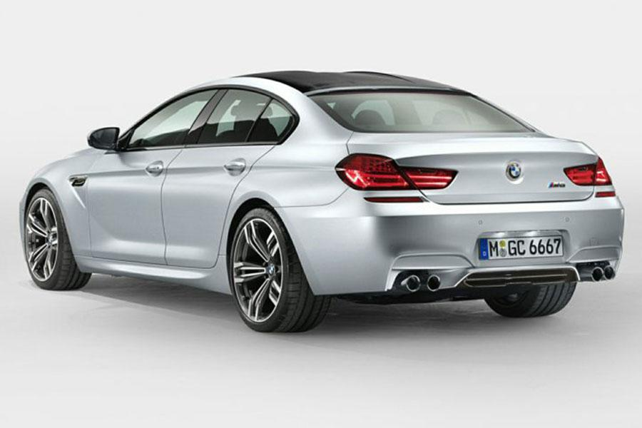 2014 BMW M6 Gran Coupe Photo 3 of 11