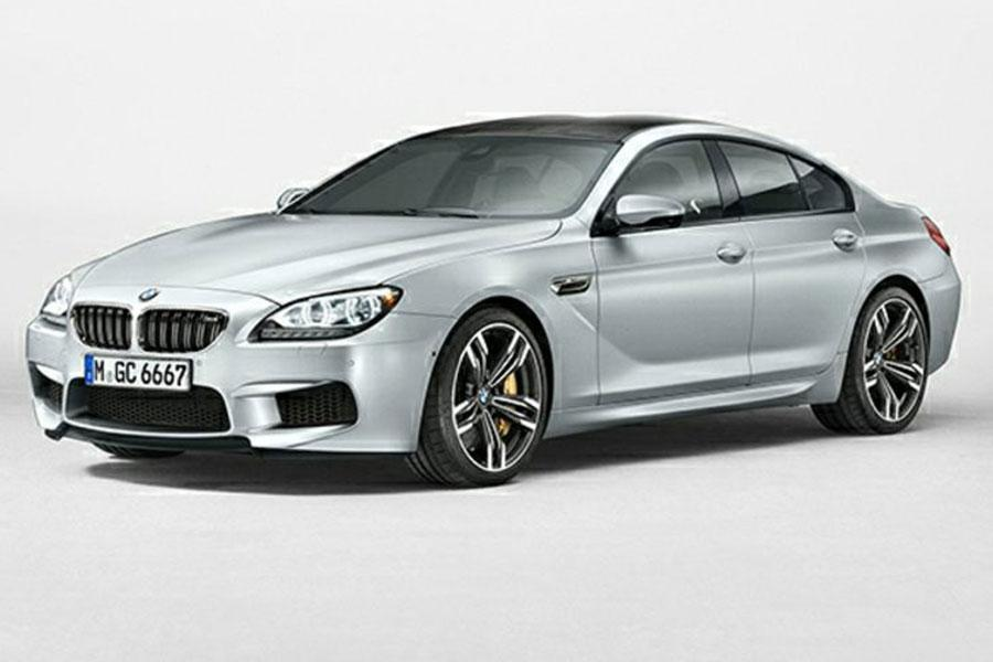 2014 BMW M6 Gran Coupe Photo 1 of 11