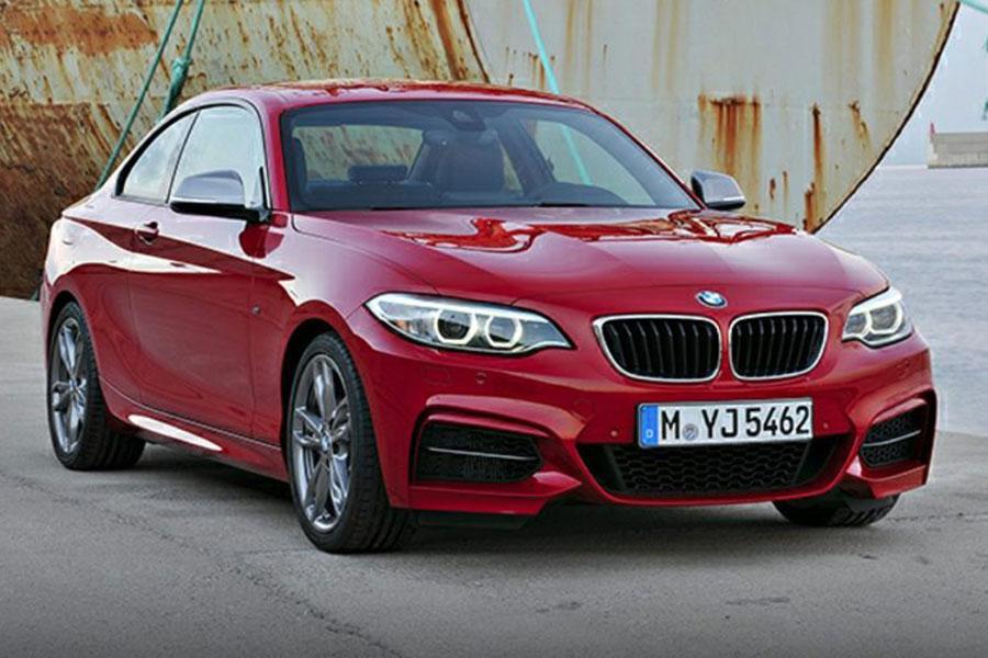 2014 BMW M235 Photo 1 of 7