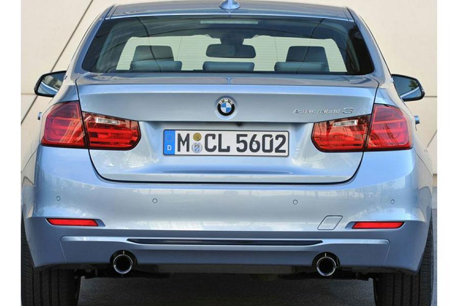 2014 BMW ActiveHybrid 3 Photo 2 of 12