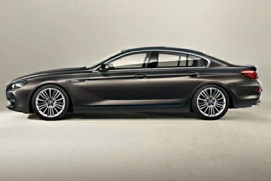 2014 BMW 650 Gran Coupe Photo 2 of 11