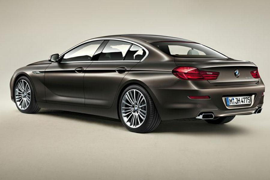 2014 BMW 650 Gran Coupe Photo 5 of 11
