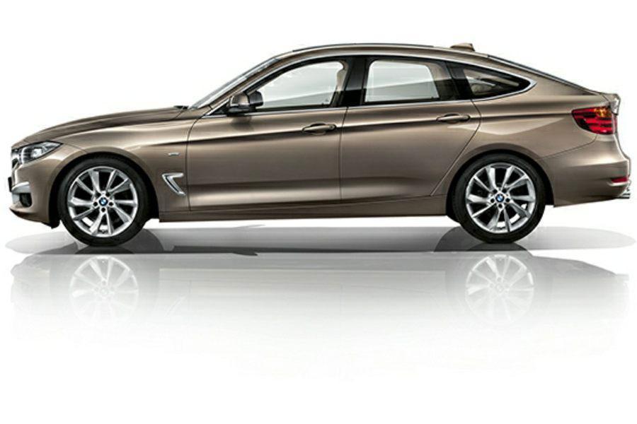 2014 BMW 328 Gran Turismo Photo 2 of 12