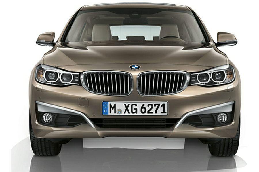 2014 BMW 328 Gran Turismo Photo 3 of 12