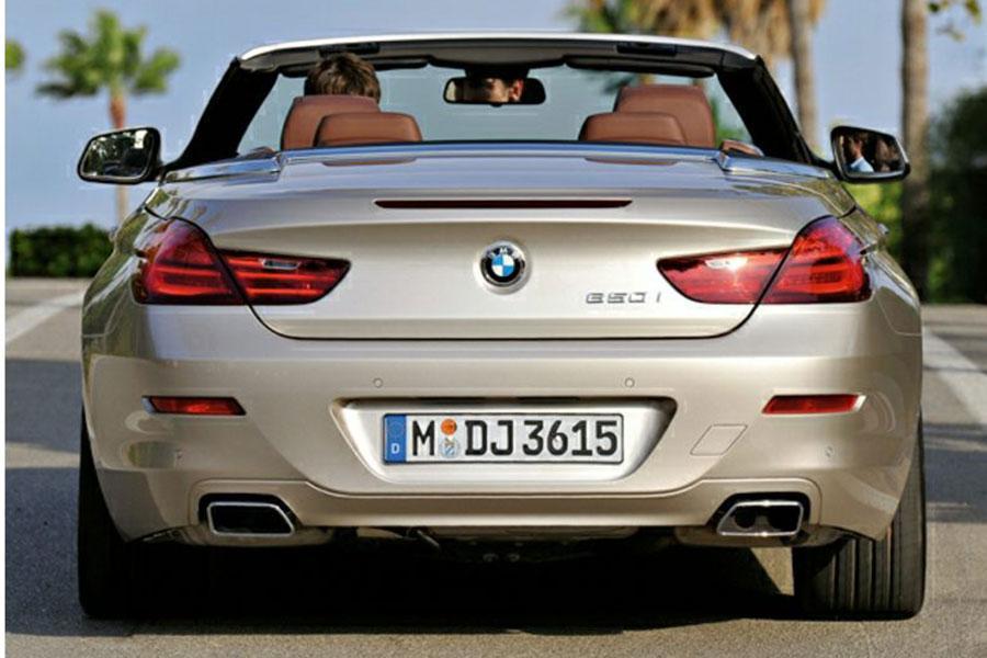 2014 BMW 650 Photo 6 of 14