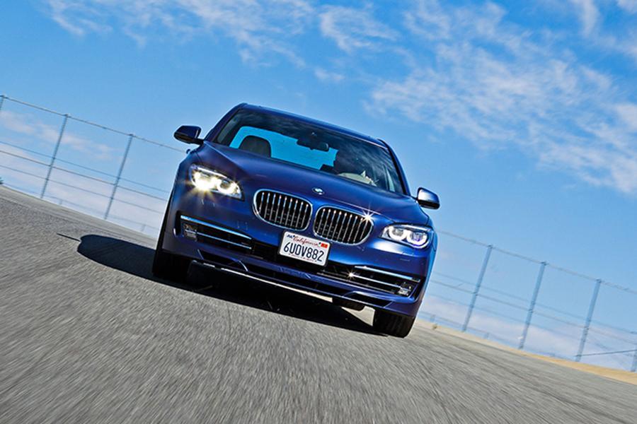 2014 BMW ALPINA B7 Photo 4 of 27