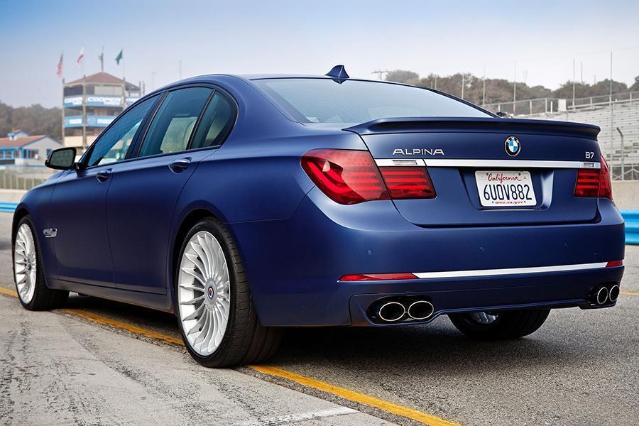 2014 Bmw Alpina B7 Reviews Specs And Prices Cars Com