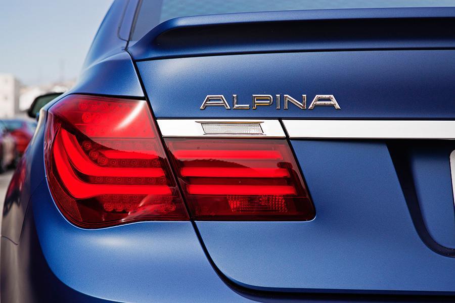 2014 BMW ALPINA B7 Photo 6 of 27