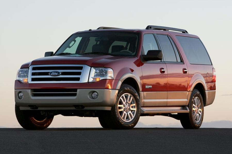 2014 Ford Expedition EL Photo 3 of 9