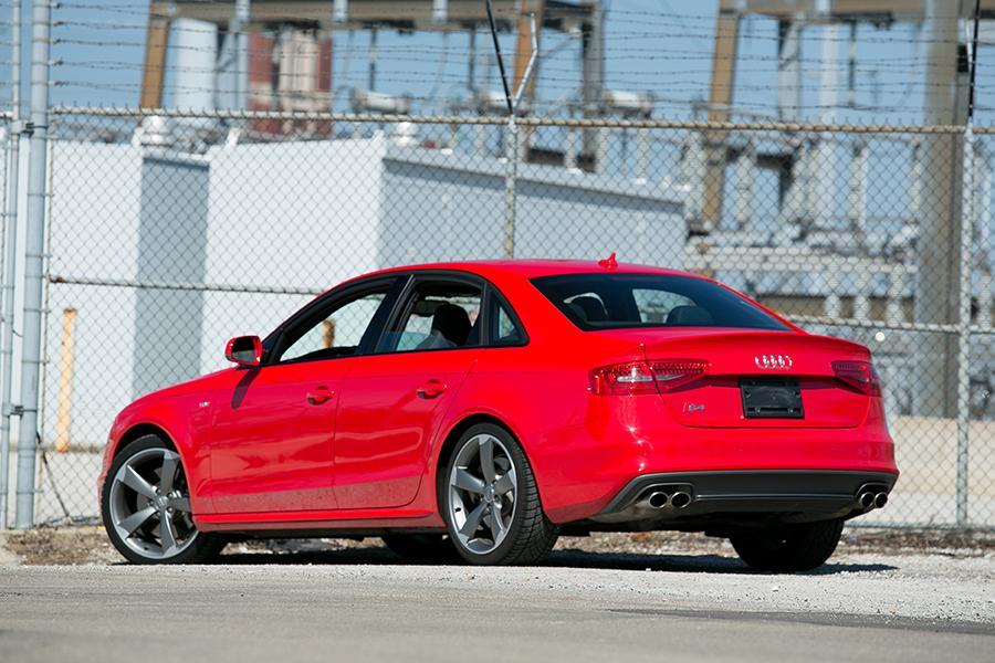 2014 Audi S4 Photo 6 of 17