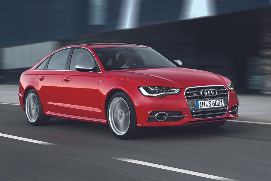 2014 audi s6 reviews specs and prices. Black Bedroom Furniture Sets. Home Design Ideas