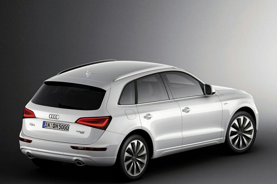 2013 Audi Q5 hybrid Photo 3 of 8