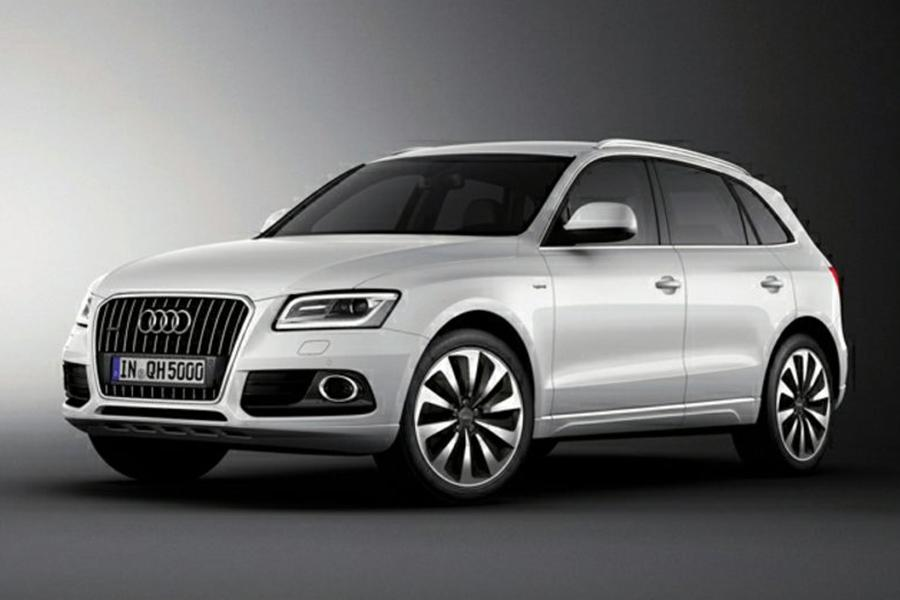 2013 Audi Q5 Hybrid Overview Cars Com
