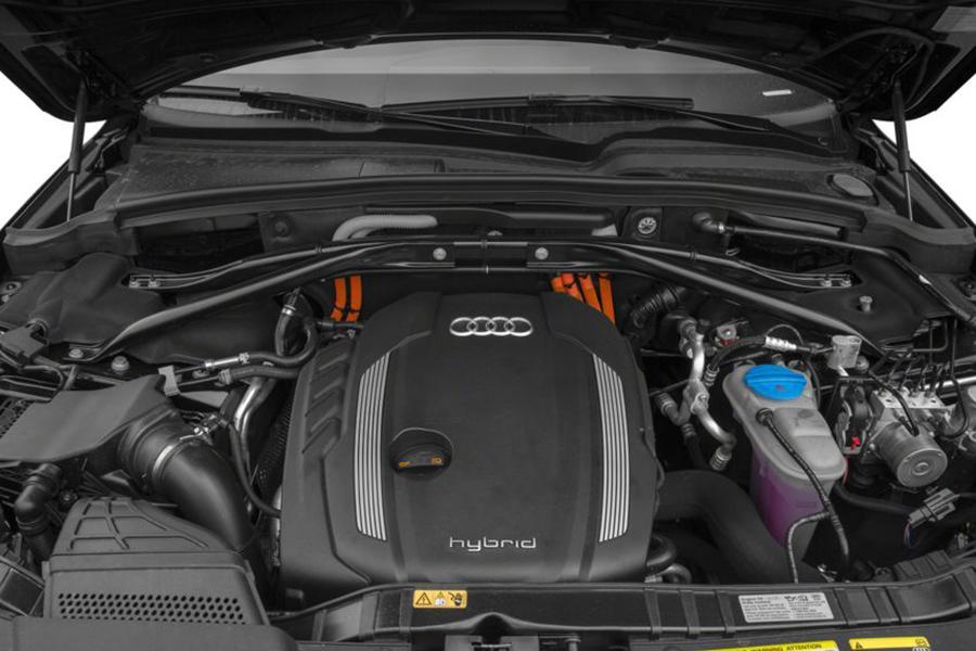 2013 Audi Q5 hybrid Photo 4 of 8