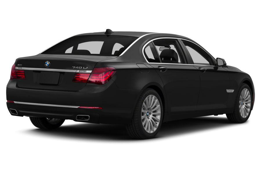 2013 BMW 740 Photo 2 of 10