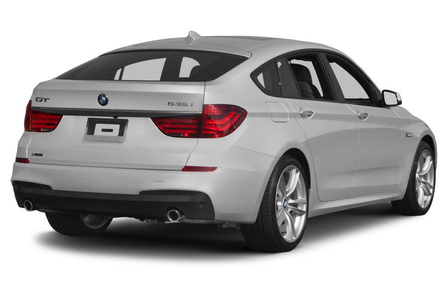 2013 BMW 535 Gran Turismo Photo 3 of 8